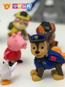 小熊玩具-汪汪队故事