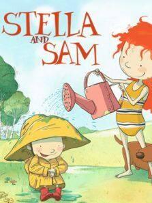 斯特拉和山姆 英文版