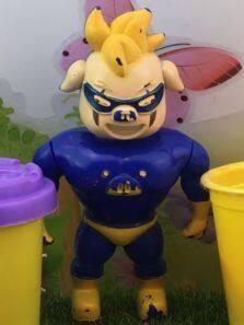 百变猪猪侠玩具