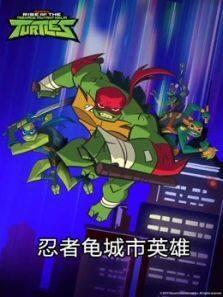 忍者龟城市英雄