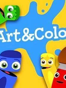 艺术与颜色 英文版